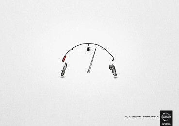 Nissan: Distancias imposibles.