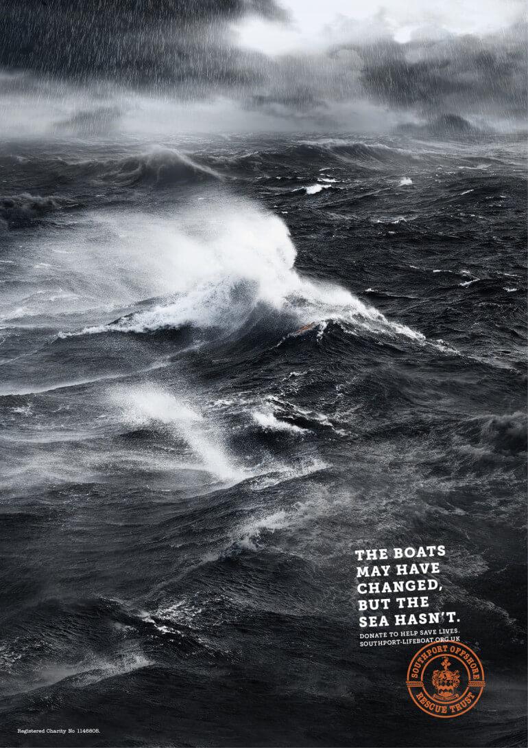 #CuandoLaPublicidad: Entra a mar abierto.