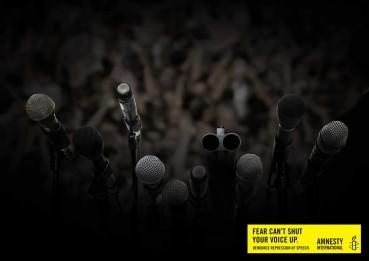 #CuandoLaPublicidad: Coarta la libertad de expresión.