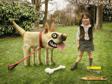 #OldSchoolAdvertising: Imaginación.