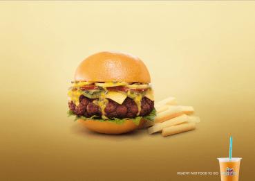 List To Go: Comida saludable.
