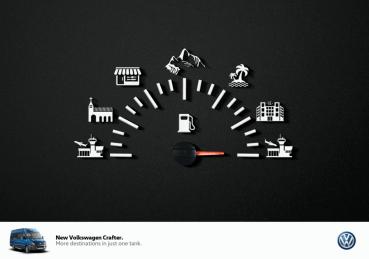Volkswagen Crafter: Rendimiento total.