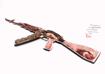 #CuandoLaPublicidad: Dona órganos.