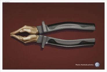 #OldSchoolAdvertising: Hechos a mano.