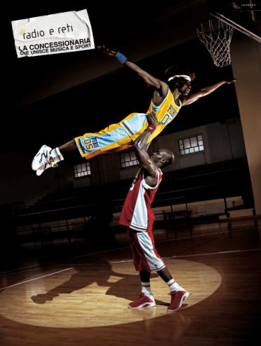 #OldSchoolAdvertising: Deportes y música.