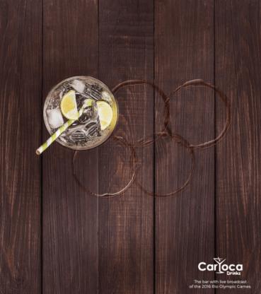 Carioca Drinks: Bebida olímpica.