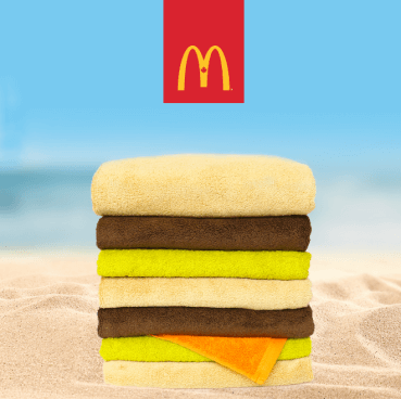 McDonald's: Verano hamburguesero.