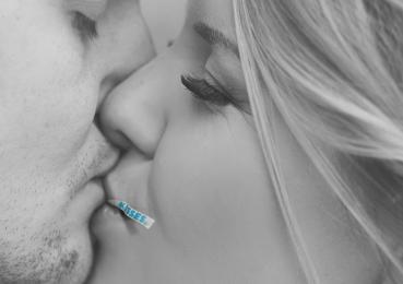 Kisses: Dulces besos.